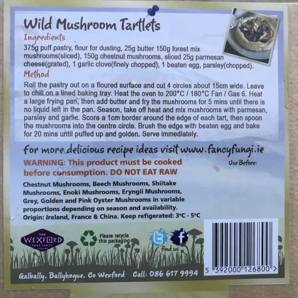 Forest Mix Mushrooms - 150g