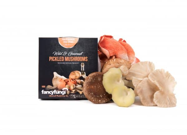 Pickled Wild & Gourmet Mushrooms - 180g